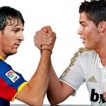 La imagen de Cristiano Ronaldo supera en tres millones a la de Messi