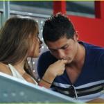 Cristiano Ronaldo podría tener un hijo con Irina Shayk