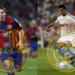 Cristiano Ronaldo vs Lionel Messi, 'Alien' vs. 'Predator'