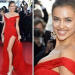 Novia de Cristiano Ronaldo se pasea por el Festival de Cannes