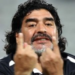 Ronaldo jamás alcanzará a Messi, asegura Diego Armando Maradona