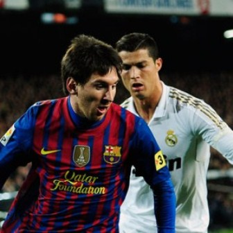 Cristiano Ronaldo cuarto en el Ranking Castrol EDGE mientras que Messi lidera