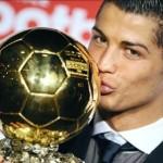 Indican que Cristiano Ronaldo debería ganar el Balón de Oro