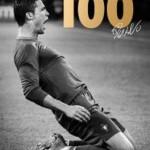 Cristiano Ronaldo a pocos minutos de disputar su partido numero 100