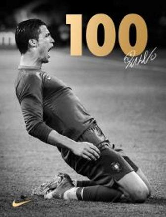 Cristiano Ronaldo disputara su partido numero 100 en la seleccion de Portugal