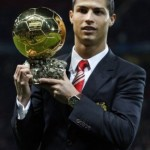 """Cristiano Ronaldo dio """"tres"""" pasos más hacia el Balón de Oro"""