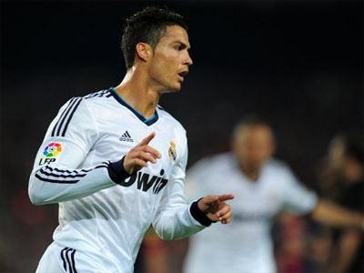 Doblete de Cristiano Ronaldo deja el clasico en un empate 2-2
