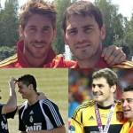 Casillas para el Balón de Oro: 5 puntos a Ramos, 3 a Cristiano Ronaldo y 1 a Xavi