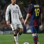 Gran duelo de Cristiano Ronaldo y Messi en el clásico Barcelona vs Real Madrid