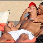 Siempre será noticia la vida privada de Cristiano Ronaldo