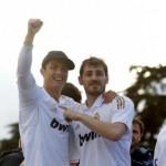 Iker Casillas para el Balón de Oro elige a Cristiano Ronaldo antes que Lionel Messi
