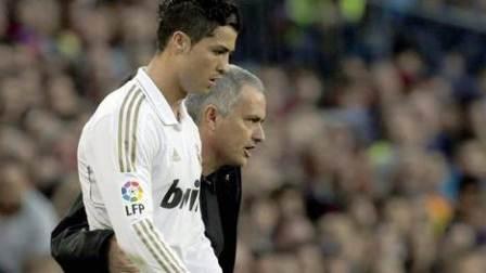 mourinho asegura que es imposible que messi gane cuatro balones de oro y cristiano solo uno