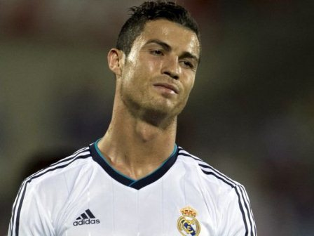 razon de la tristeza de Cristiano Ronaldo