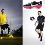 Hijos y botas de Cristiano Ronaldo y Messi ¿Coincidencia?