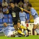 Cristiano Ronaldo regresa  al Balaídos despues de 10 años