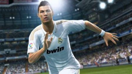 Cristiano Ronaldo en PES 2013