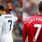 Cristiano Ronaldo vs Antonio Valencia: un duelo de los