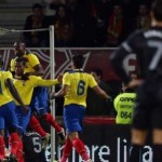 Portugal vs Ecuador: Cristiano Ronaldo derrotado ante Antonio Valencia