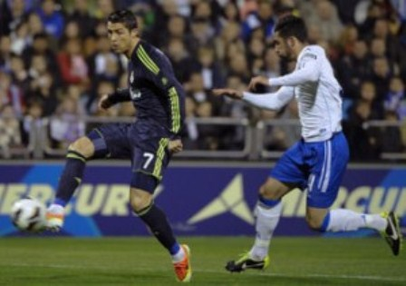 cristiano ronaldo salva de la derrota al real madrid