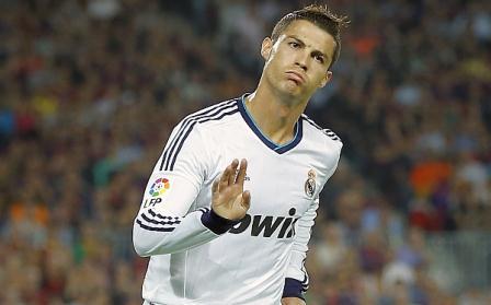 Cristiano Ronaldo quiere el Pichichi europeo
