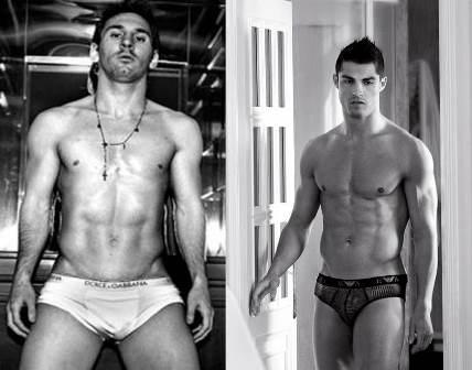 Messi vs Cristano Ronaldo
