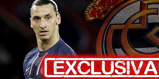 Ibrahimovic Fichaje Real Madrid