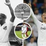 Cristiano Ronaldo supera en promedio de goles al histórico Pelé