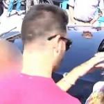 Gareth Bale atropella el pie a un niña que buscaba una foto con él