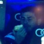 Iker Casillas comía una manzana mientras Keylor Navas defendía el arco del Madrid