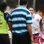 Jugadora agredida por el DT Paul Mayorga que afirma que él lo hizo por impotencia