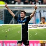 Moritz Stoppelkamp, el autor del gol más lejano de la historia de Alemania