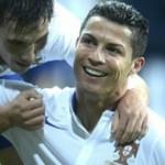 Cristiano Ronaldo Décimo quinto jugador europeo en superar los 50 goles internacionales.