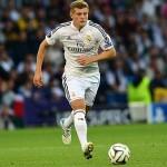 Toni Kroos contó detalles del vestuario del Real Madrid