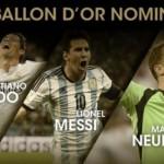 Balón de Oro 2014 En Vivo 2015 Online: Cristiano Ronaldo por su 3er galardón