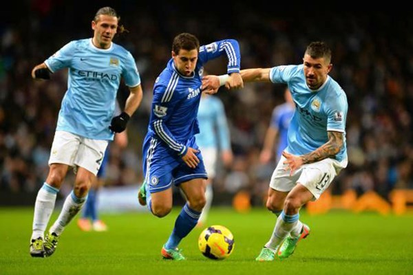 Chelsea Vs Man City: Chelsea Vs Manchester City En Vivo