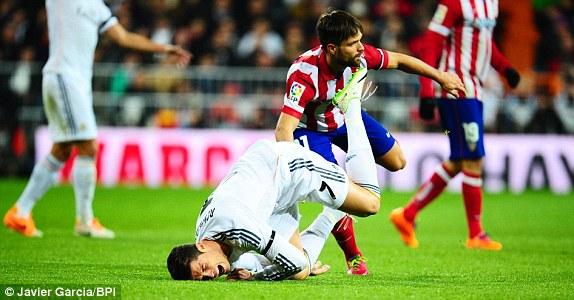 Atlético Madrid Vs Real Madrid: Real Madrid Vs Atlético De Madrid 2015 En Vivo: Octavos De