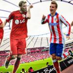 Bayer Leverkusen vs Atlético de Madrid 2015 En Vivo: Champions por ESPN