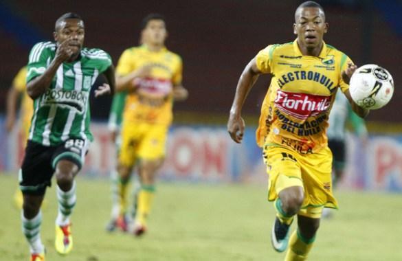 Nacional Vs Huila 2015 En Vivo: Atlético Busca Ganar Para