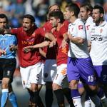 Fiorentina vs Roma En Vivo: Europa League 2015 Online