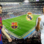Barcelona vs Real Madrid En Vivo: Liga BBVA 2015 Online