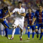 Real Madrid vs Levante En Vivo: Liga BBVA 2015 Online