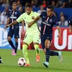 Paris Saint-Germain vs Barcelona 2015: Octavos de Final de la Champions League