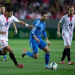 Sevilla vs Real Madrid 2015: Partidazo en la Liga BBVA desde el Sanchez Pizjuan