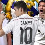 James Rodríguez ya sabe dónde quiere jugar después de Real Madrid