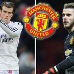 El Manchester United ofrece 90 millones y De Gea por Bale