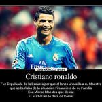 Las 5 frases más legendarias de Cristiano Ronaldo