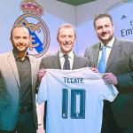 La marca Tecate El nuevo fichaje comercial del Real Madrid