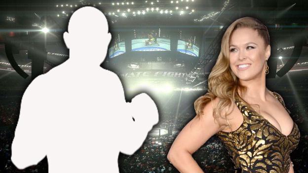 Ronda Rousey y su novia