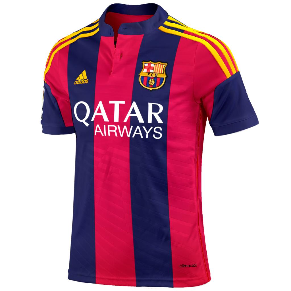 Camisa de Barcelona 2018