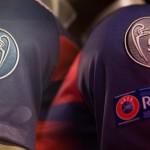 El Barcelona estrenará dos nuevos escudos en su camiseta de Champions League
